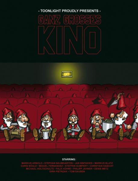 Ganz grosses Kino als Buch (kartoniert)