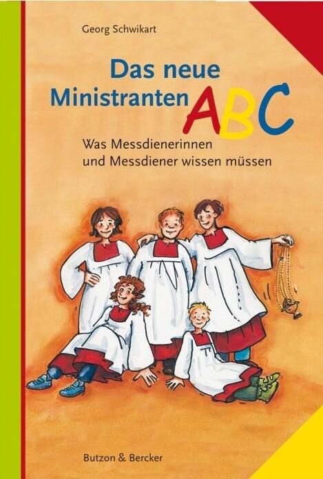 Das neue Ministranten-ABC als Buch (kartoniert)