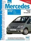 Mercedes-Benz A-Klasse (W 168) und Vaneo