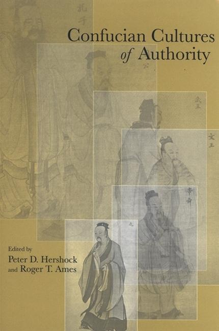 Confucian Cultures of Authority als Taschenbuch