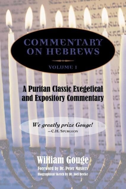 Commentary on Hebrews: Exegetical and Expository - Vol. 1 (Heb. 1-7) als Buch (gebunden)