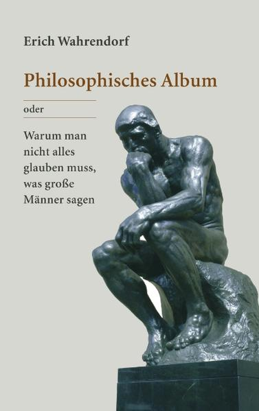 Philosophisches Album als Buch (kartoniert)