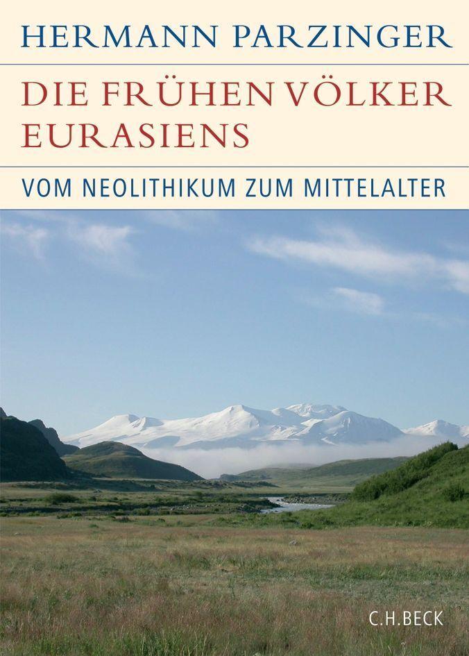 Die frühen Völker Eurasiens als Buch (gebunden)