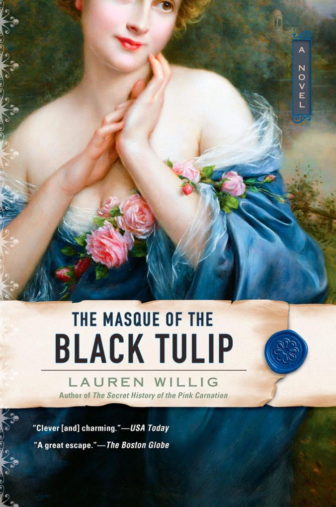 The Masque of the Black Tulip als Taschenbuch