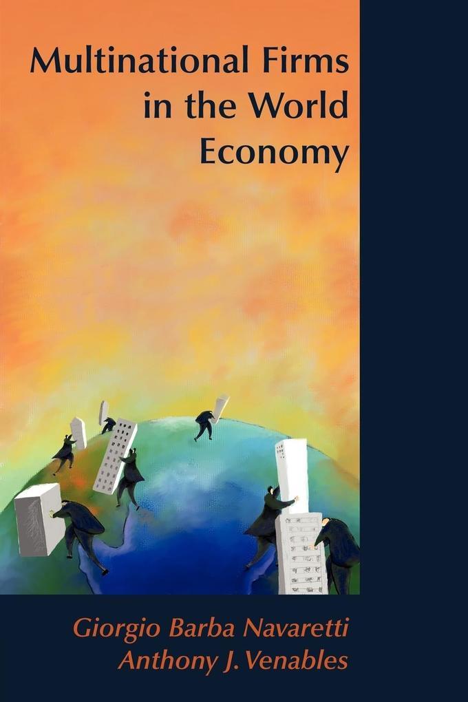 Multinational Firms in the World Economy als Buch (kartoniert)