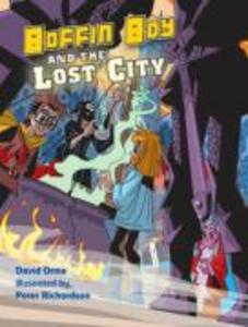 Boffin Boy and the Lost City als Taschenbuch