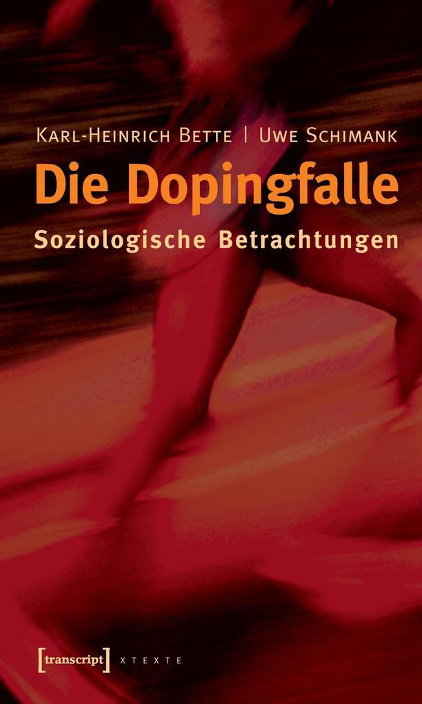 Die Dopingfalle als Buch (kartoniert)