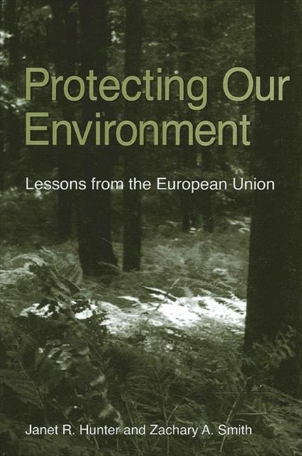 Protecting Our Environment: Lessons from the European Union als Taschenbuch