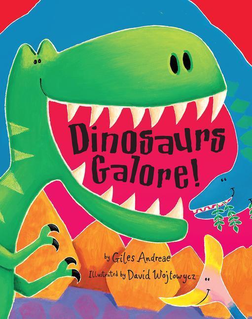 Dinosaurs Galore! als Taschenbuch