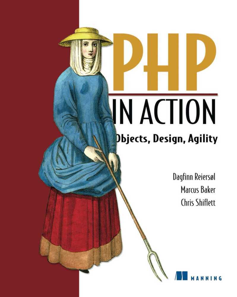 PHP in Action: Objects, Design, Agility als Buch (kartoniert)