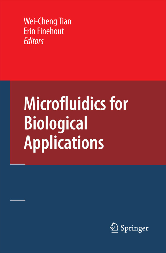 Microfluidics for Biological Applications als Buch (gebunden)