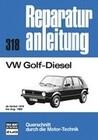 VW Golf Diesel 1,5 l - 76-80