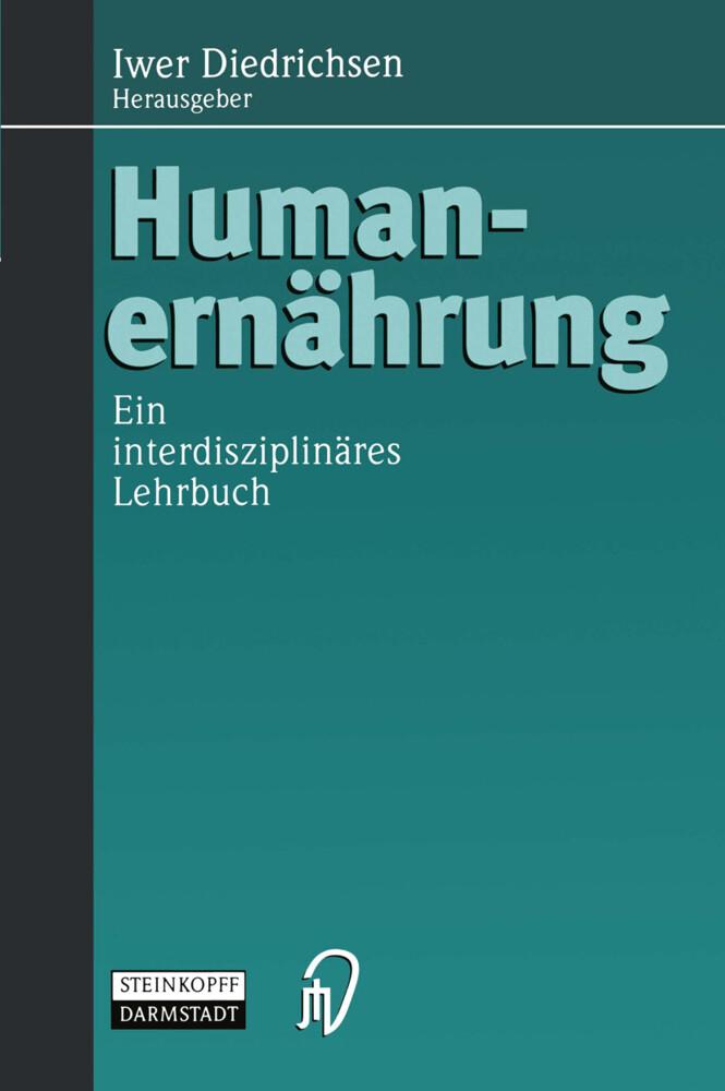 Humanernährung als Buch (kartoniert)