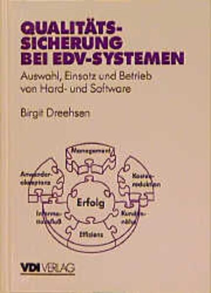 Qualitätssicherung bei EDV-Systemen als Buch (kartoniert)