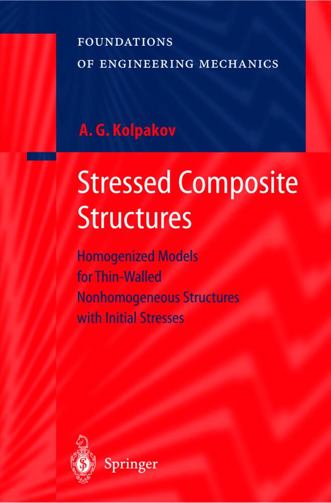 Stressed Composite Structures als Buch (gebunden)