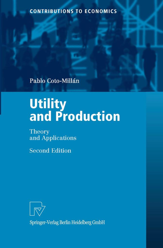 Utility and Production als Buch (kartoniert)