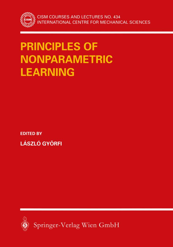 Principles of Nonparametric Learning als Buch (kartoniert)