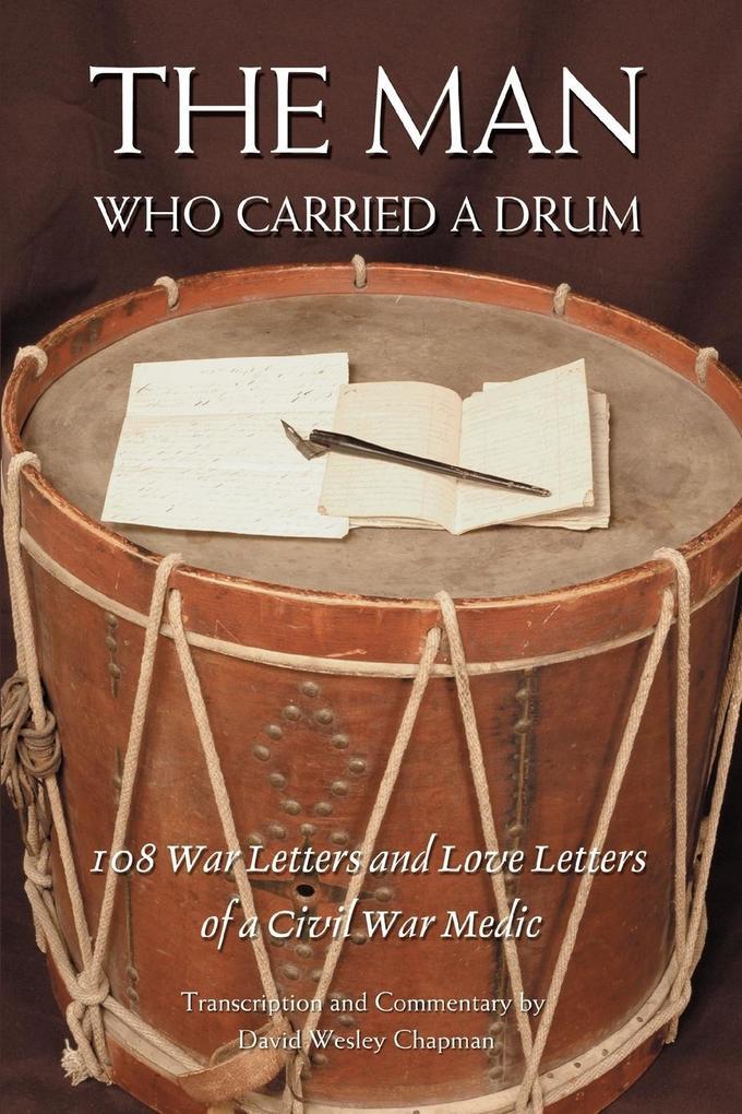 The Man Who Carried a Drum als Taschenbuch