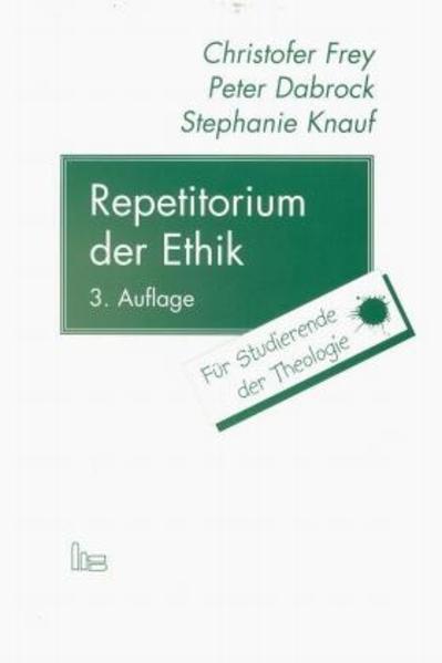 Repetitorium der Ethik als Buch (kartoniert)