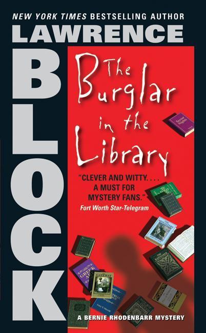 The Burglar in the Library als Taschenbuch