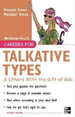 Careers for Talkative Types and Others with the Gift of Gab, 2nd Ed. als Taschenbuch