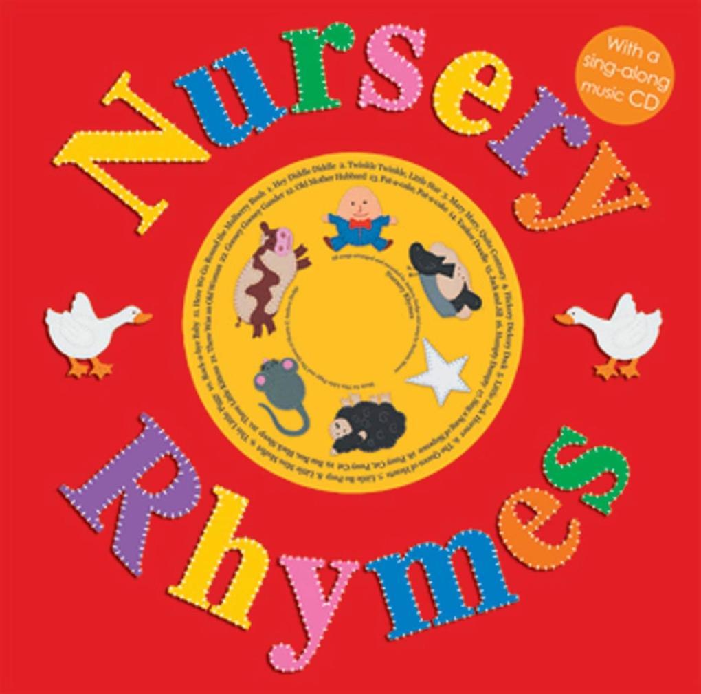 Nursery Rhymes als Buch (gebunden)
