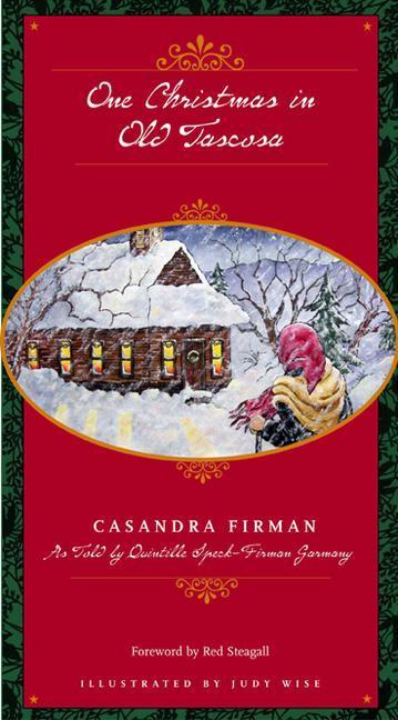 One Christmas in Old Tascosa als Buch (gebunden)