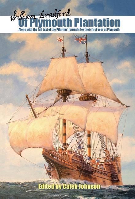 Of Plymouth Plantation als Buch (gebunden)