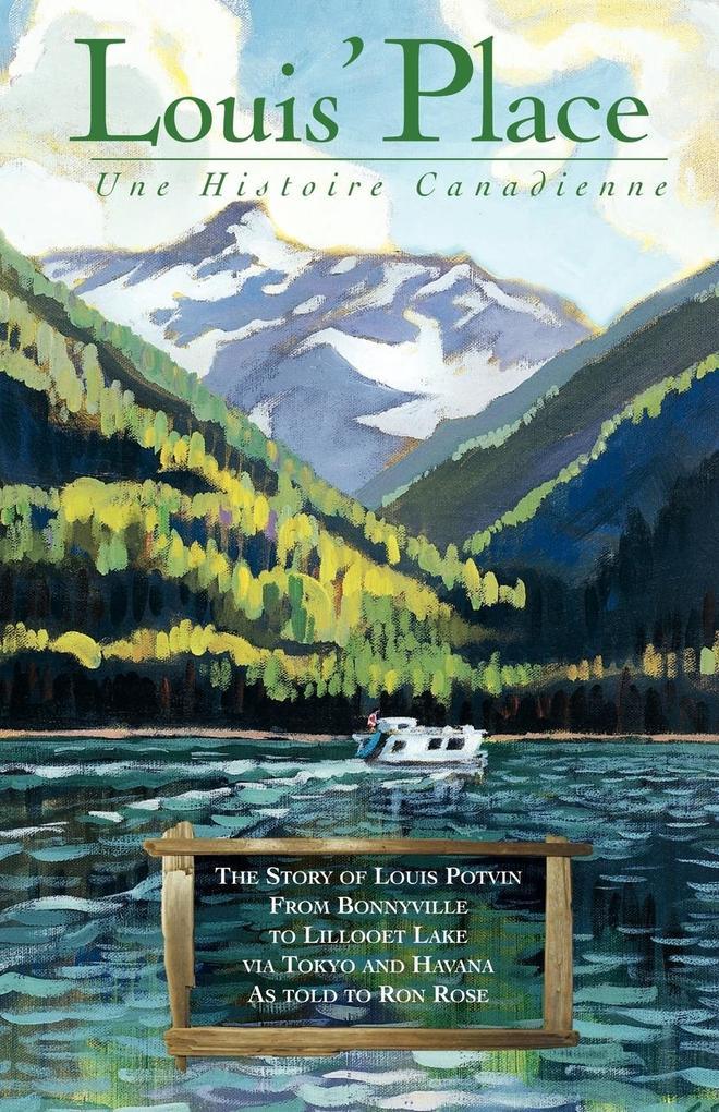 Louis' Place - Une Histoire Canadienne als Taschenbuch