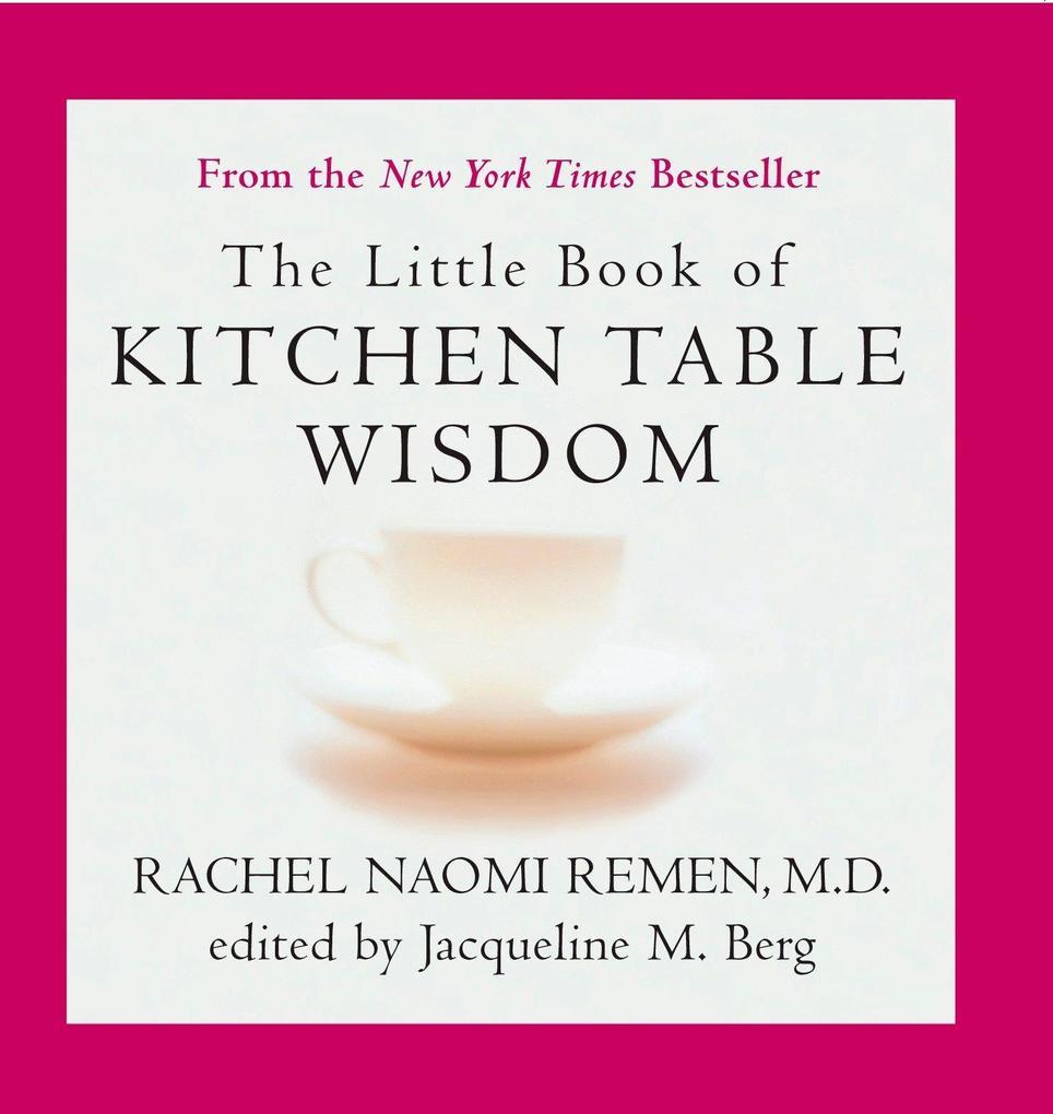 The Little Book of Kitchen Table Wisdom als Taschenbuch