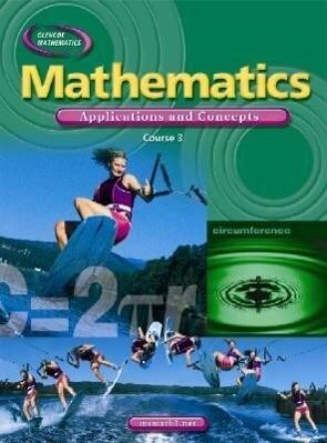 Mathematics: Applications and Concepts, Course 3, Student Edition als Buch (gebunden)