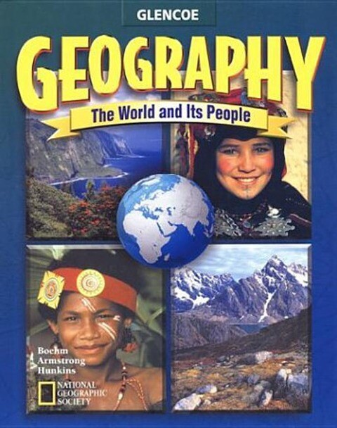 Geography: The World and Its People, Volume 1, Student Edition als Buch (gebunden)