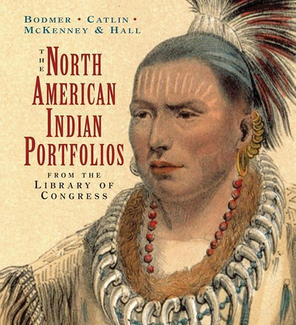 The North American Indian Portfolio from the Library of Congress: Tiny Folio Edition als Buch (gebunden)