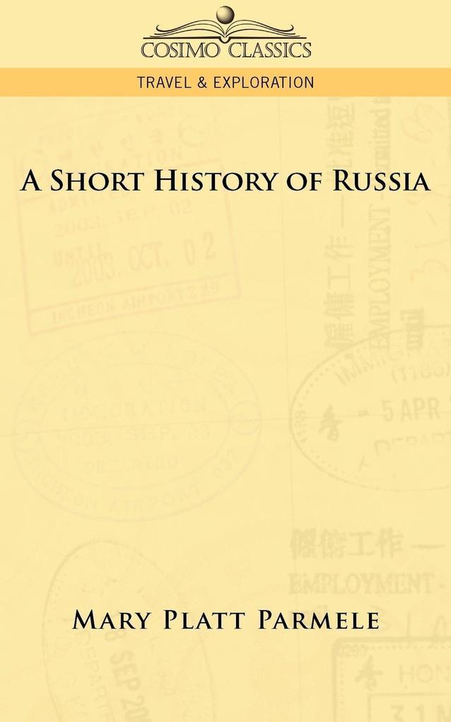 A Short History of Russia als Taschenbuch
