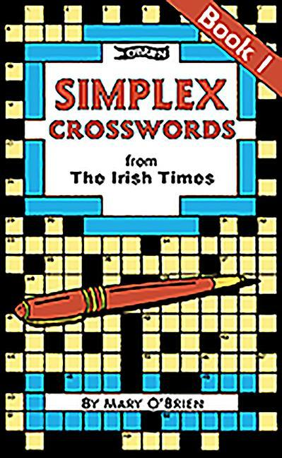 Simplex Crosswords From the Irish Times: Book 1 als Taschenbuch