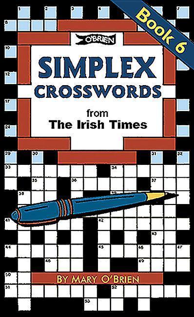 Simplex Crosswords Book 6: From the Irish Times als Taschenbuch