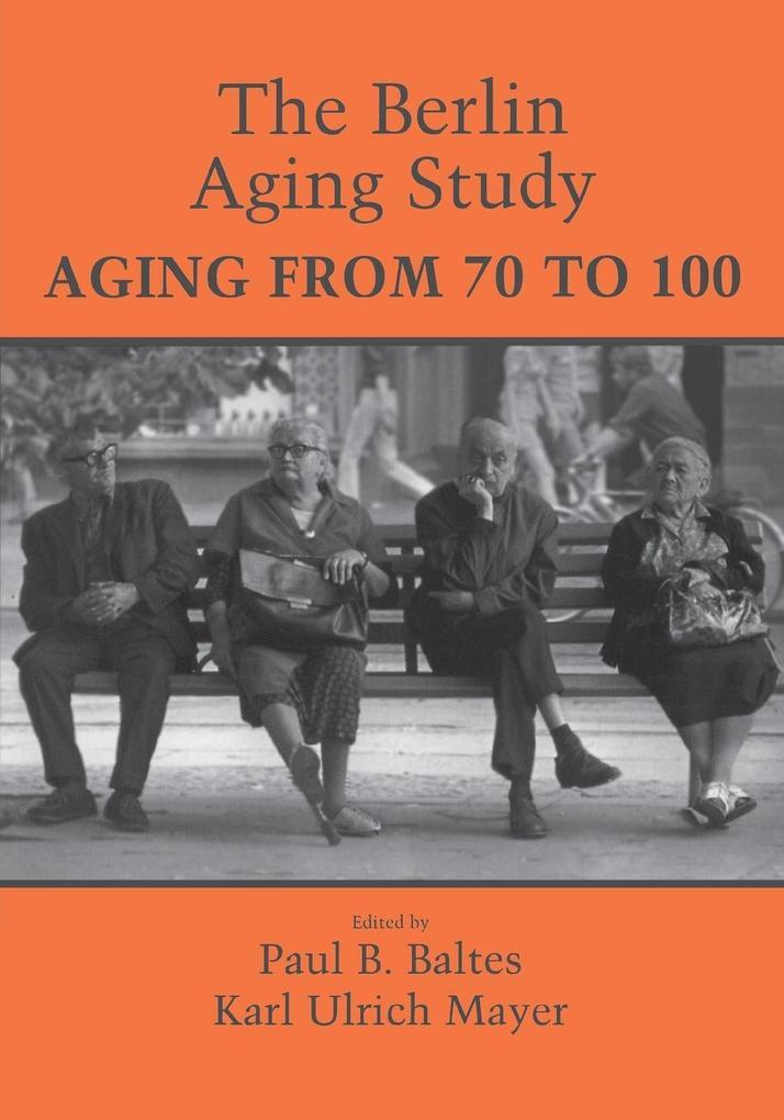 The Berlin Aging Study als Taschenbuch