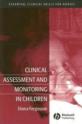 Clinical Assessment and Monitoring in Children als Taschenbuch