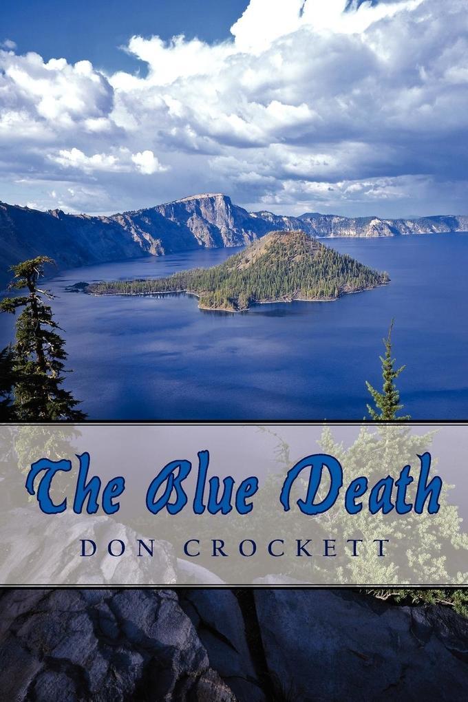 The Blue Death als Taschenbuch