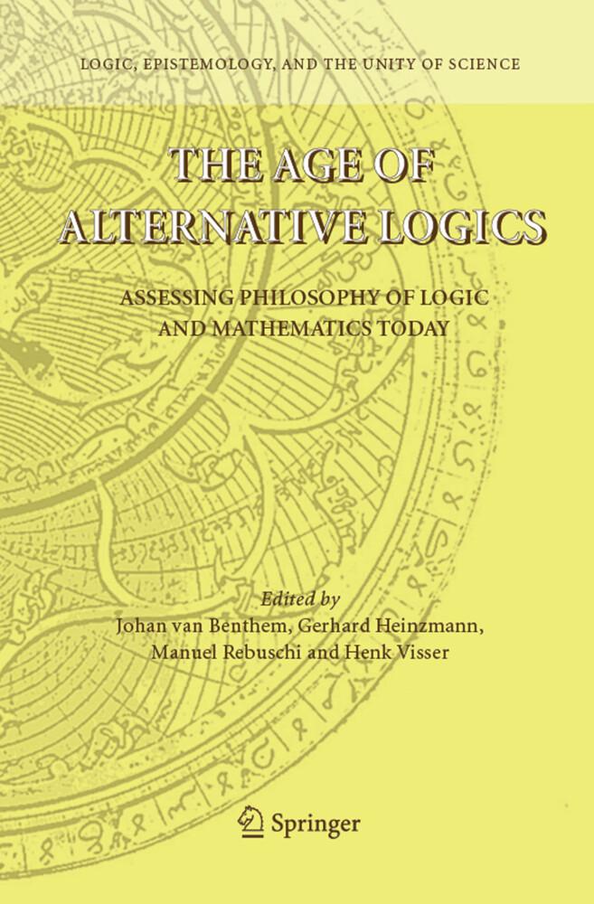The Age of Alternative Logics als Buch (gebunden)