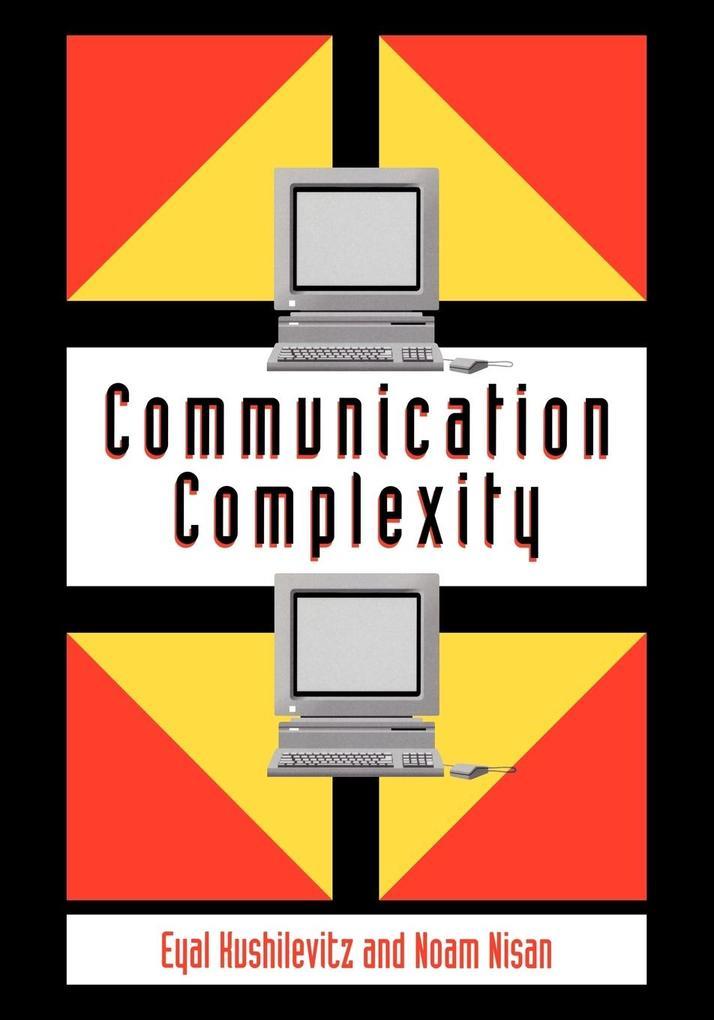 Communication Complexity als Taschenbuch
