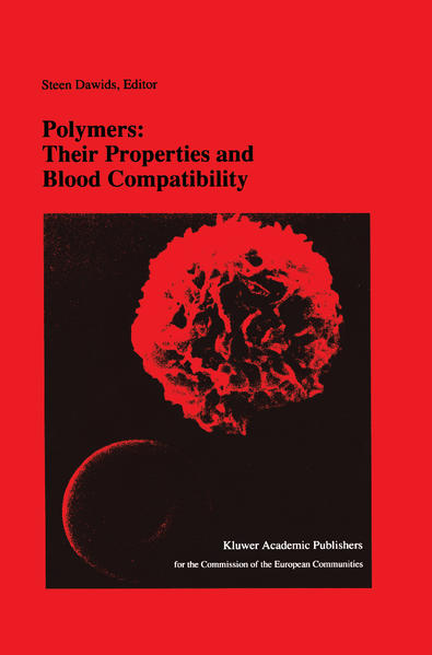 Polymers: Their Properties and Blood Compatibility als Buch (gebunden)