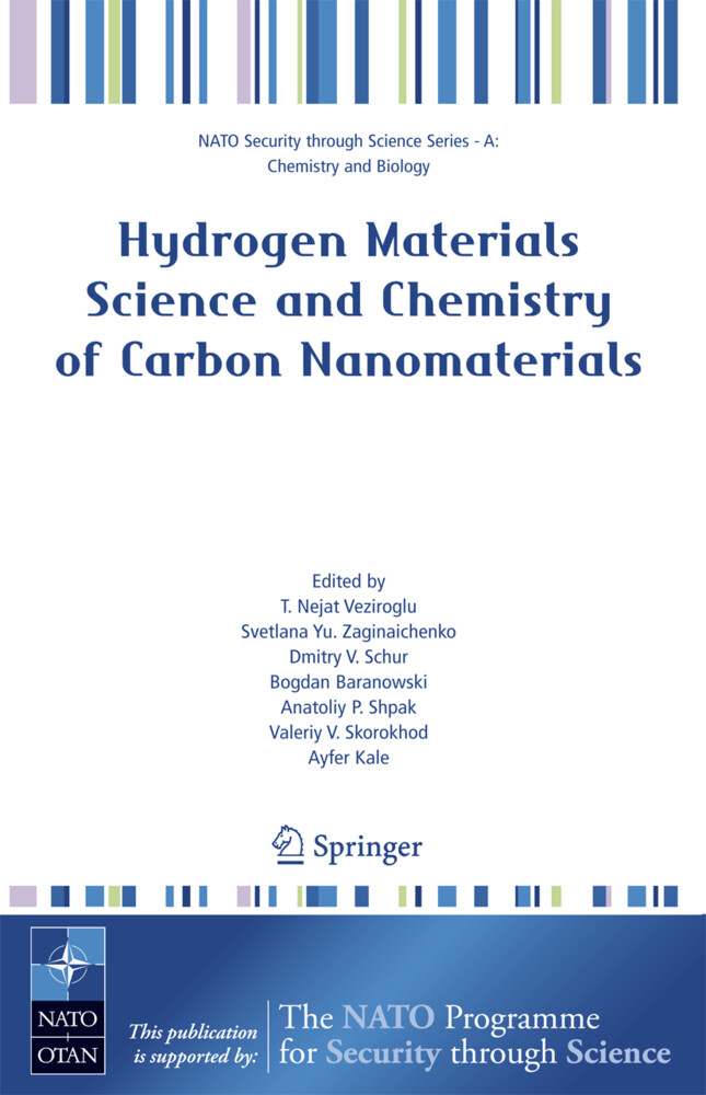 Hydrogen Materials Science and Chemistry of Carbon Nanomaterials als Buch (gebunden)