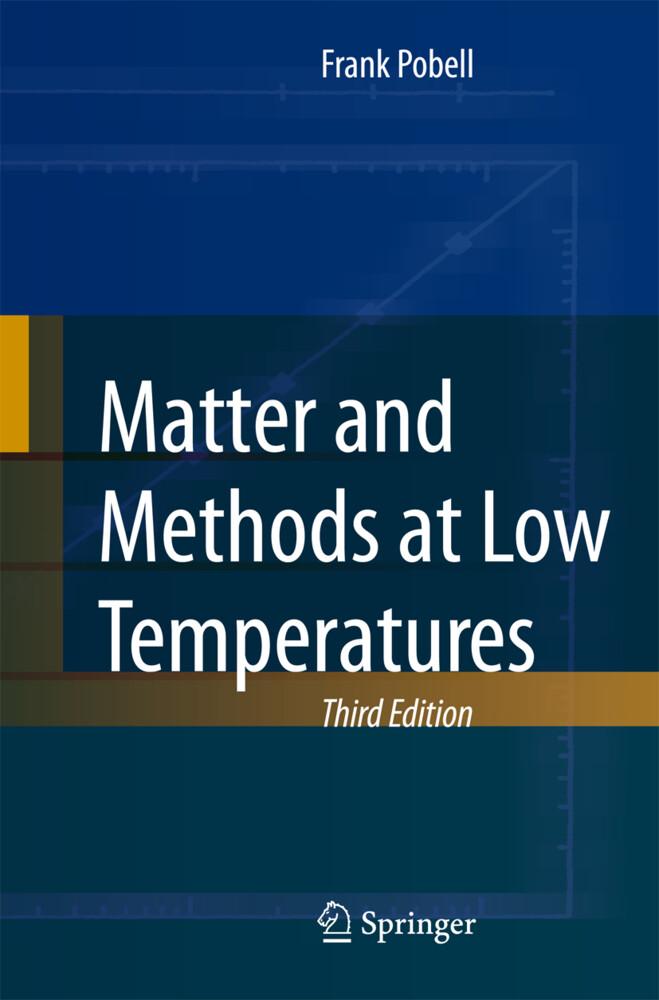 Matter and Methods at Low Temperatures als Buch (kartoniert)