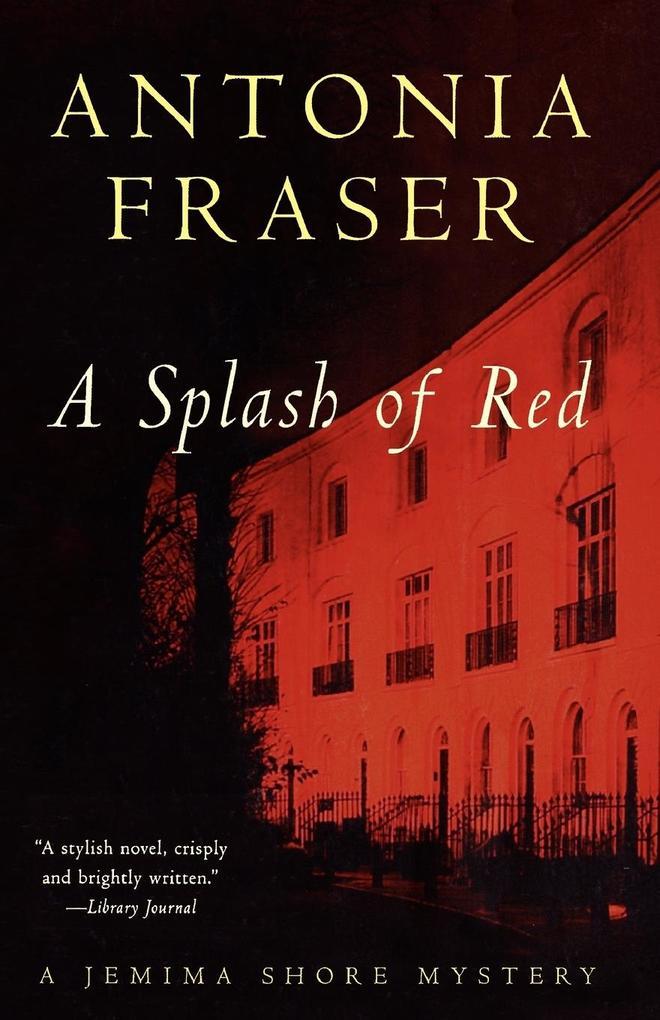 Splash of Red als Taschenbuch