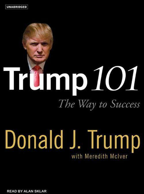 Trump 101: The Way to Success als Hörbuch CD