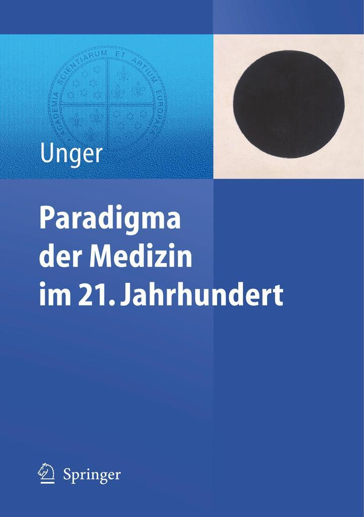 Paradigma der Medizin im 21. Jahrhundert als Buch (gebunden)
