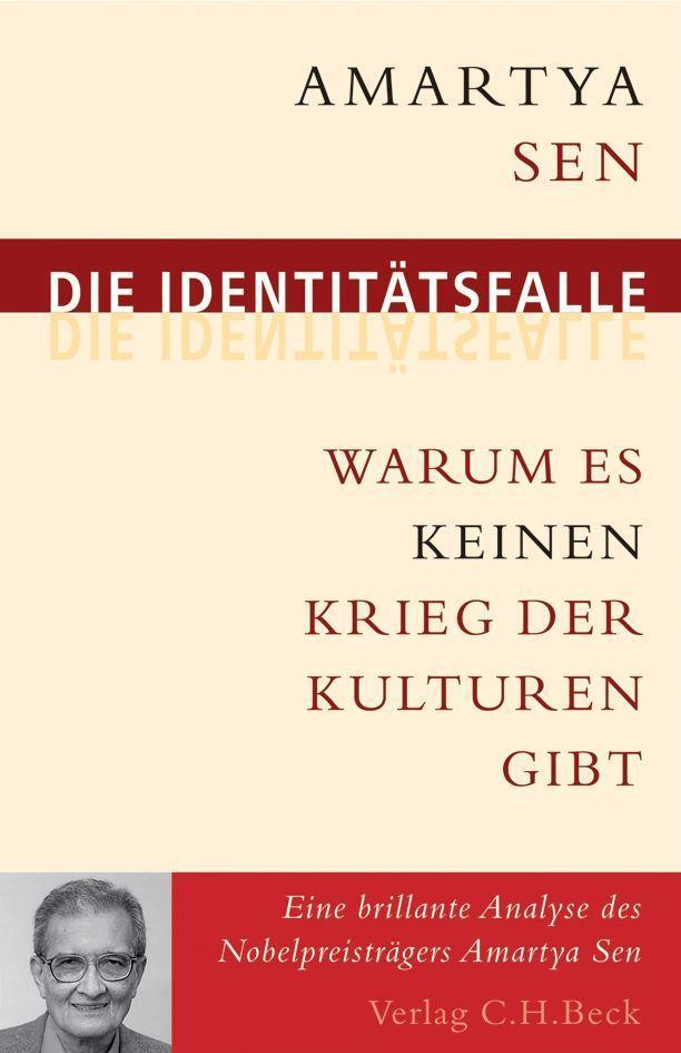 Die Identitätsfalle als Buch (gebunden)