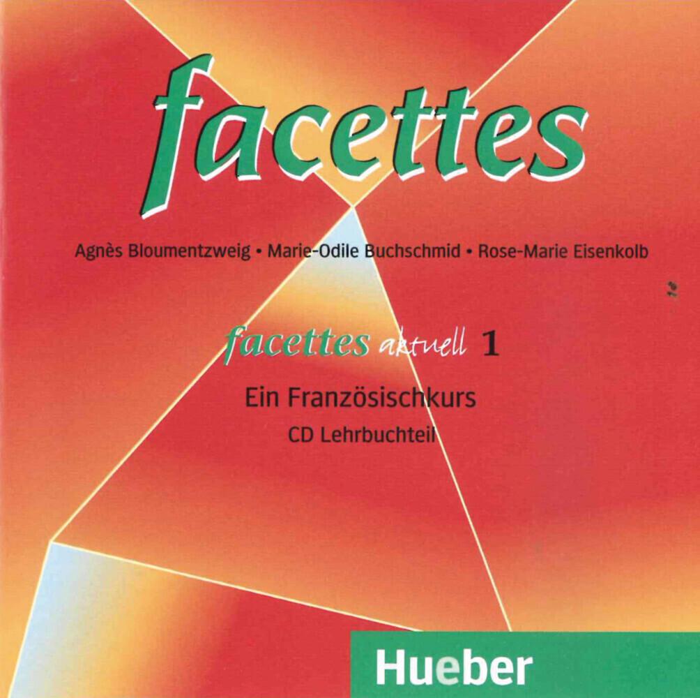 facettes aktuell 1. Audio-CD als Hörbuch