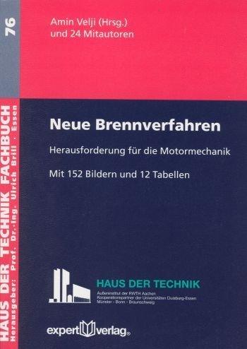 Neue Brennverfahren als Buch (kartoniert)